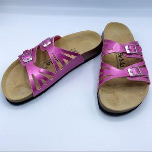 Betula Birkenstock Pink Sandals Sz 7